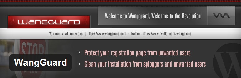 WangGuard WordPress Plugin